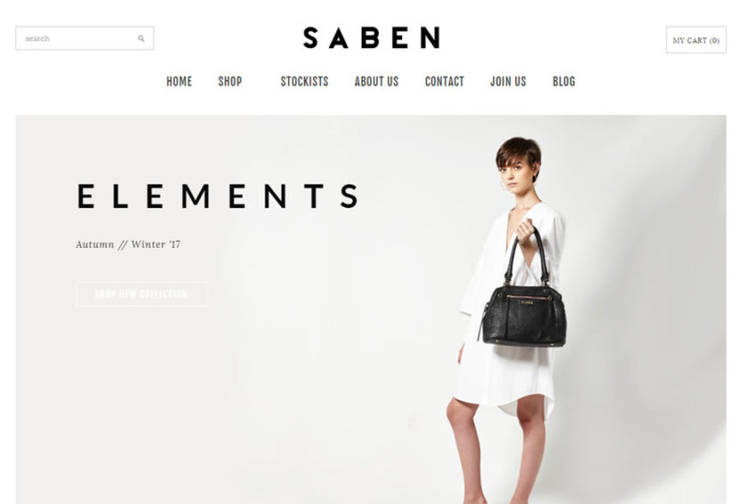 Saben Website 2017
